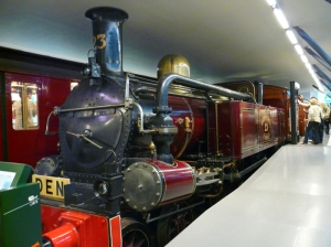 steam condenser locomotive