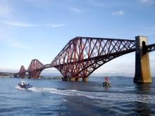 The Forth Bridge Scotland