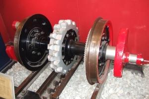 Snowdon Railway Axle